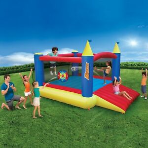 Large 12FT x 9FT Inflatable Bounce House With Slide *BLOWER INCLUDED*
