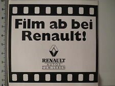 Decal Sticker Renault Car Film from Megane Scenic Espace Decal (3531)