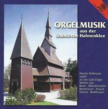 Orgelmusik aus der Stabkirche Hahnenklee CD