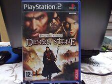 JEU PLAYSTATION 2 PS2 - FORGOTTEN REALMS-DEMON STONE
