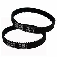 2 x For Dyson DC17 Geared Belts Fits DC17 Vacuums Belt 10MM 911710-01 91171001