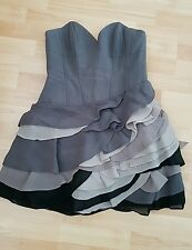 Absolutely Gorgeous Corset Style Dress by Karen Millen, size UK14 - VGC