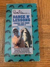 Dance N Lessons VHS