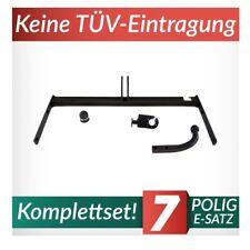 E-Satz 7pol Set top neu Für Rapid Fließheck NH3 Anhängerkupplung starr Bosal