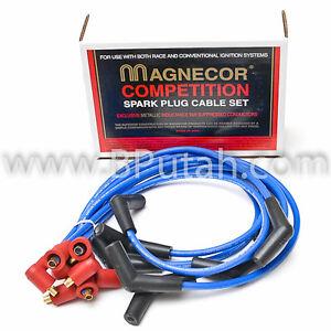 Range Rover P38 Discovery 1 Defender Morgan Magnecor Ignition Spark Plug Wire 8m
