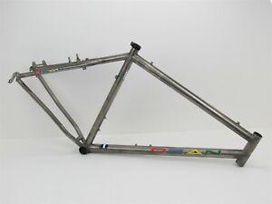 "26"" Dean Colonel Titanium Hardtail MTB Frame, XL, 2003"