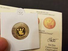 ROMANIA 100 Lei 2006 PROOF Gold COIN Romanian Rumänien UNC Cucuteni Baiceni RARE