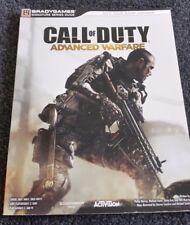 Bradygames Strategy Guide - Call of Duty Advanced Warfare