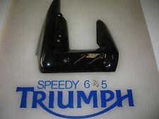 TRIUMPH STREET TRIPLE / R RADIATOR COWL LEFT PHANTOM BLACK A9700264-PR