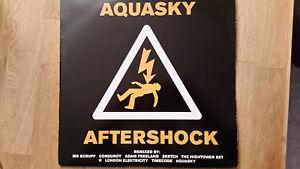 Aquasky - Aftershock 3x12Inch Vinyl UK-Import