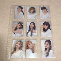 TWICE 1st Album BDZ Repackage Ltd Official Photocard photo card JAPAN CHOOSEBLE