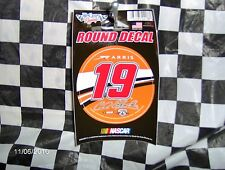 "Carl Edwards # 19 Arris 3"" Round Decal"