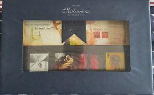 2 x 12 Sets, Royal Mail Millennium Collection Stamp Sets, Plus 4 extra sets