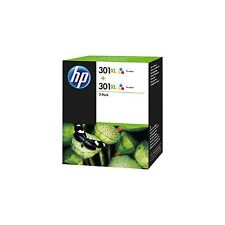 Original De Hp 301xl Cartuchos De Tinta Doble Color Para Hp Deskjet 1050a 1010 eall En Sobre