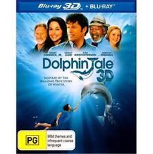 DOLPHIN TALE 3D : NEW Blu-Ray