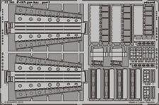 Eduard Accessories 32261 - 1:32 p-40n Gun Bay for Hasegawa-ätzsatz-nuevo