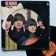 """LP 33T The Beatles """"1965"""" 1st French - (B/TB)"""