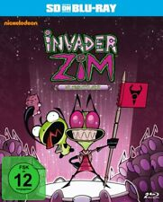 INVADER ZIM - THE COMPLETE SERIES  -  Blu Ray - Sealed Region B