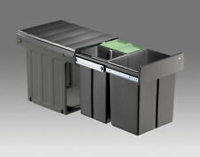 Wesco Profiline Bio- Trio-Maxi 40 DT Abfallsammler Artikel 857721-72