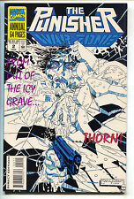 Punisher War Zone Annual 2 Marvel 1995 NM Thorn Chuck Dixon
