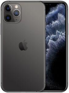 Apple iPhone 11 Pro - 512GB - Black (Unlocked) A2215 (CDMA + GSM)