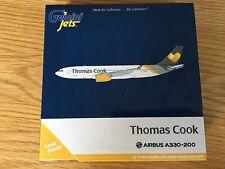 THOMAS COOK Airbus A330-200 Diecast Model 1:400 Gemini Jets New GJTCX1200 New