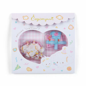 New Sanrio Cogimyun series, Big collection of Cogimyun  PARTY stickers !!!