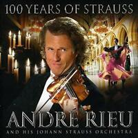 Andre Rieu - 100 Years Of Straus (NEW CD)