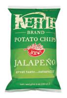 Kettle Potato Chips Jalapeno Chilli Flavour 5oz 142g Spicy Crunchy Crisps SEALED