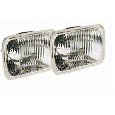 "Hella 3427811 7""x6"" Rectangular Conversion Headlamp Kit High/Low Beam ECE"