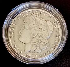*Key Date/Low Mintage* 1893-O MORGAN SILVER DOLLAR