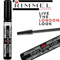 Rimmel London Mascara Extra Super Lash Brush 8ml Black Black 101 Superlash Curve