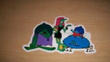 THE GRUESOMES STICKER FLINTSTONES