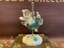 Dreamsicles Northern Lights 'Carousel- Walrus' #60171 Cherub riding Walrus 2001
