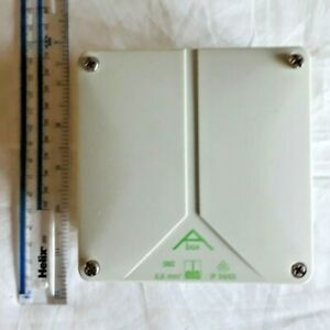 ADAPTABLE JUNCTION BOX 110mm x 65mm Grey 7 Outlet  IP 54 / 65