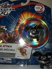Special Attack Vestroia~Darkus Heavy Metal Vandarus Bakugan Rare ~ Retired! Nip