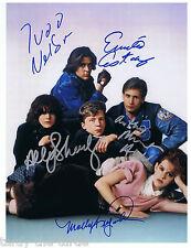 The Breakfast Club  Autograph  Reprint   Emilio Estevez   Anthony Michael Hall