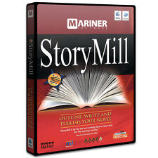 StoryMill for Mac (by Mariner Software)