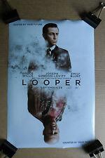 "Looper Movie Poster (11.5 X 17"") Joseph Gordon-Levitt, Bruce Willis, Emily Blunt"