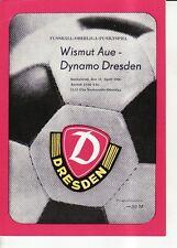 OL 79/80 SG Dynamo Dresden - BSG Wismut Aue