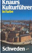 Mehling, Knaurs Kulturführer in Farbe Schweden, Skandinavien, geb. Ausgabe 1998