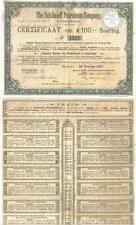 Russia Imperial Bond 1900 The Schibaieff Petroleum Company £100 coup Incancelled