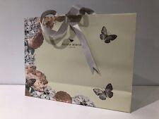 Neuf OLIVIA BURTON London - sac papier - Papier bag 31 x 24 x 10 cm