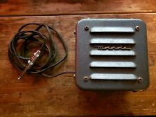 Vintage MOTOROLA Drive-In Movie Theater Speaker P-8263 - tested and works