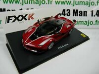 FGT3A voiture 1/43 IXO hachettes FERRARI GT : FXX K 2014