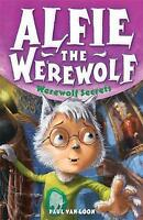 Werewolf Secrets (Alfie the Werewolf)-ExLibrary