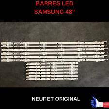 BARRES LEDS NEUVES POUR UE48H6200 / UE48H5500AK / UE48H6400 / UE48H6470