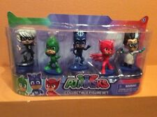 Just Play Pj Masks Collectible Figure Set (5 Pack) Mask Cake Decorations or Toys