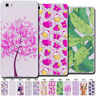 Various Cute Soft Slim Cover Case Skin Silicone Rubber Clear TPU Back For Huawei