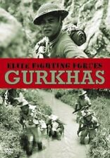 Elite Fighting Forces - Gurkhas (New DVD) British Army WW1 WW2